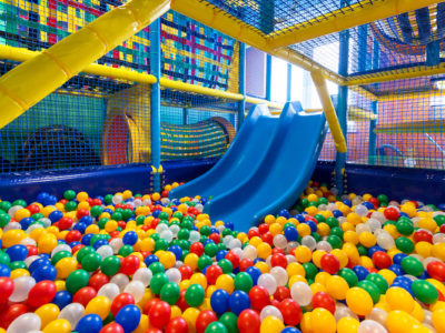 Best Indoor Playgrounds Cincinnati