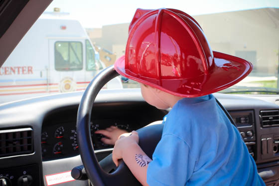 Touch a Truck 11