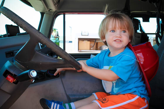Touch a Truck 7