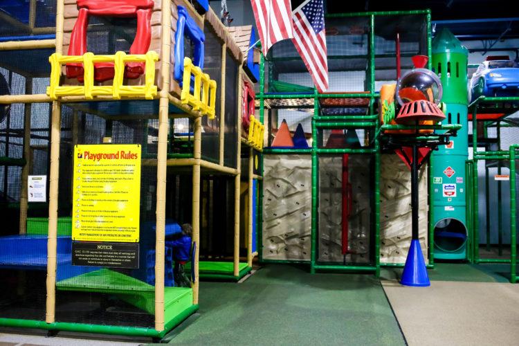 5 Under-the-Radar Indoor Playgrounds in Cincinnati