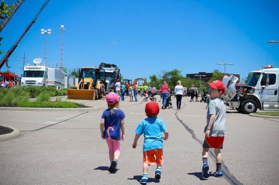 Touch a Truck 1