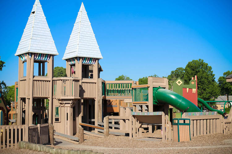 Playgrounds in Cincinnati