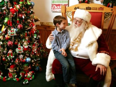Where to Find Santa in Cincinnati