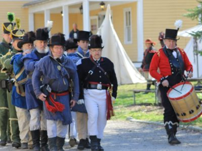 Regency Rally at Heritage Village Museum